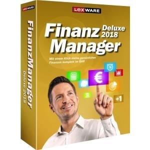Lexware FinanzManager Deluxe 2018 jetztbilligerkaufen