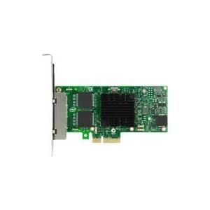 Intel I350-T4 4xGbE BaseT Adapter for IBM System x - Netzwerkadapter - PCIe 2.0 x4 Low Profile - Gigabit Ethernet x 4 - für System x3100 M5, x3250 M4, x3250 M5, x3250 M6, x35XX M4, x3650 M4 HD, x3850 X6, x3950 X6