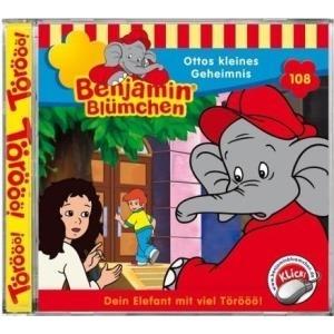 Kiddinx Benjamin Blümchen-Ottos kleines Geheimn...
