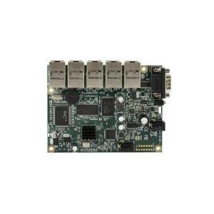 MikroTik RB450 5xLAN PoE 300MHz Atheros 7150 (R...