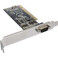 InLine Schnittstellenkarte 1x 9pol seriell - PCI - 1 x Seriell RS-232 (66634I)
