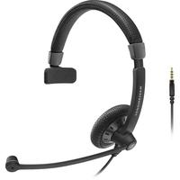 Sennheiser SC 45 - Culture Plus Mobile - Headset - On-Ear - Schwarz