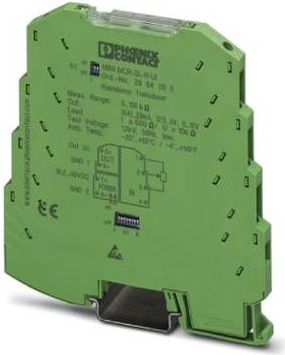 Phoenix Contact MINI MCR-SL-R-UI-SP - Widerstands-/Potimessumformer 2810256 1St. jetztbilligerkaufen