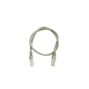 ART Patch cord 0,5m UTP 5e szary (KABSI PATCH A...