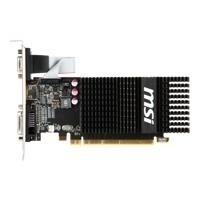 MSI R5 230 2GD3H LP - Grafikkarten - Radeon R5 230 - 2GB GDDR3 - PCI Express 2,1 x16 Low Profile - DVI, D-Sub, HDMI - ohne Lüfter (V809-180R)