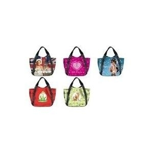 HERMA Shopping Bag Mini Shopper, Motiv: Froschk...
