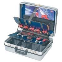 Knipex Elektriker Werkzeugkoffer bestückt 23teilig 00 21 30 jetztbilligerkaufen