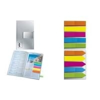 Sigel HN611 Flexible bookmark Blau - Grün - Gel...
