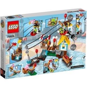 LEGO Angry Birds Pig City Teardown (75824)