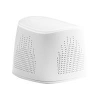 ODYS Xound Cube - Lautsprecher - tragbar - drahtlos - Bluetooth - weiß