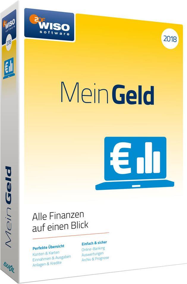WISO Mein Geld 2018 DE - Finanzen/Steuer - Deut...