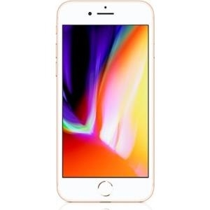 Apple iPhone 8 - Smartphone 4G LTE Advanced 256GB GSM 4.7 1334 x 750 Pixel (326 ppi (Pixel pro )) Retina HD 12 MP (7 Vorderkamera) Gold (MQ7E2ZD/A)