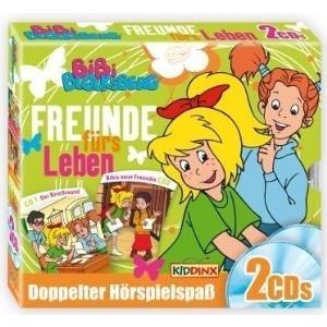 Kiddinx Bibi Blocksberg Freunde Box (Folge 10+7...