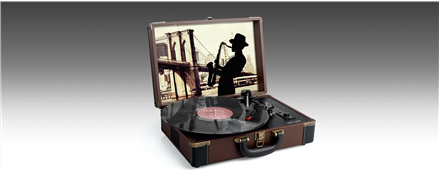 Plattenspieler, Turntables - muse Plattenspieler MT 102LT (MT 102 LT)  - Onlineshop JACOB Elektronik