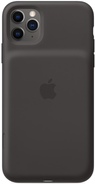 Image of APPLE iPhone 11 Pro Max Smart Battery Case with Wireless Charging Black (MWVP2ZM/A)