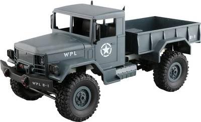 Amewi 22347 Truck 1:16 Elektro RC Modell-LKW Ba...