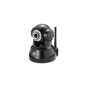 Conceptronic Wireless Pan&Tilt Network Camera CIPCAMPTIWL - Netzwerk-Überwachungskamera - schwenken / neigen - Farbe - drahtlos - Wi-Fi - 10/100 (1000040)