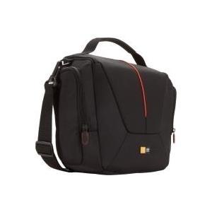 Case Logic SLR Shoulder Bag - Tasche für Digitalkamera - Nylon, Polyester - Schwarz (DCB307K)