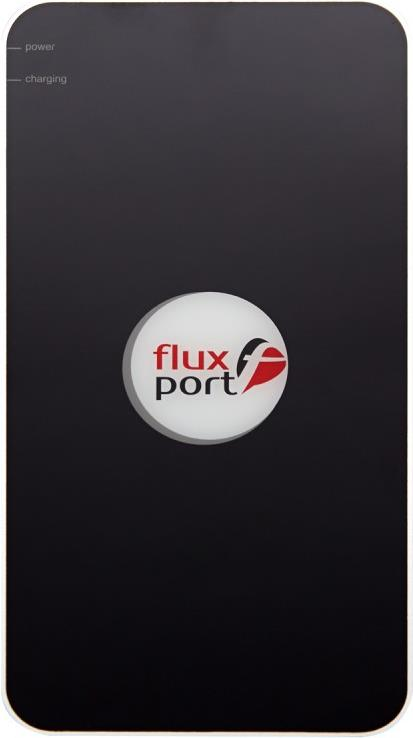 FluxPort Steel Edition Innenraum Schwarz Ladege...