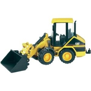 BRUDER CAT Wheel loader - Schwarz - Gelb - ABS ...