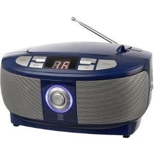 Dual UKW CD-Radio P 49-1 UKW, CD Blau (74605)