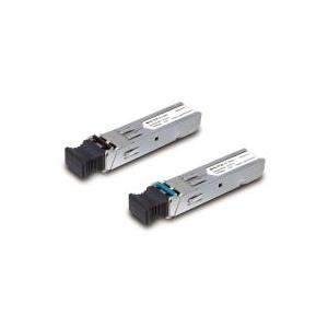 Planet DIGITUS MFB-FX - SFP (Mini-GBIC)-Transceiver-Modul - Fast Ethernet - 100Base-FX - LC Multi-Mode - bis zu 2 km - 1310 nm (MFB-FX)