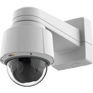 AXIS Q6054 PTZ Dome Network Camera 50Hz - Netzwerk-Überwachungskamera - PTZ - Farbe (Tag&Nacht) - 1280 x 720 - 720p - Automatische Irisblende - motorbetrieben - Audio - 10/100 - MPEG-4, MJPEG, H.264 - DC 20 - 28 V / AC 20 - 24 V / PoE Plus (0903-002)