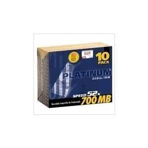 BestMedia Platinum - 10 x CD-R - 700 MB (80 Min...
