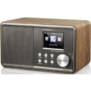 Albrecht DR 471 Internet- und UKW Radio im Holz...