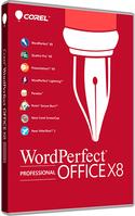 Corel WordPerfect Office X8 Professional Editio...