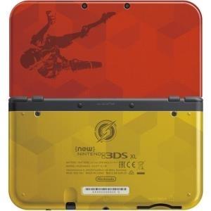 New Nintendo 3DS XL - Samus Edition - Handheld-...