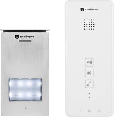 Smartwares DIC-21112 Aluminium - Weiß Audio-Int...