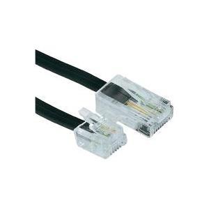 HAMA Modular-Stecker 8p4c 3 m jetztbilligerkaufen