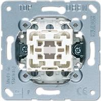 Jung 533-2U Lichtschalter Aluminium (533-2U)