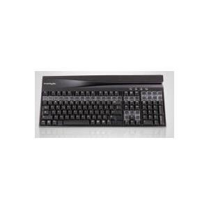 PrehKeyTec MCI 3100, QWERTZ, Alpha, MKL, USB, schwarz Tastatur, programmierbar, QWERTZ, alphanumerisch, Magnetkartenleser, USB, inkl.: Tastensatz, Farbe: schwarz (90328-706/1805)