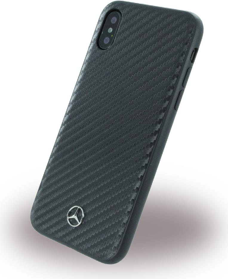 Dynamic - Carbon Hardcover - Apple iPhone X-Eur...
