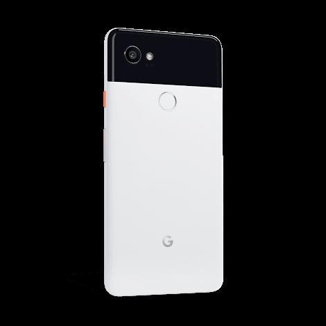 Google Pixel 2 XL Single SIM 4G 128GB Schwarz -...