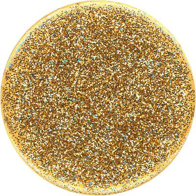 PopSockets Glitter gold (800929)