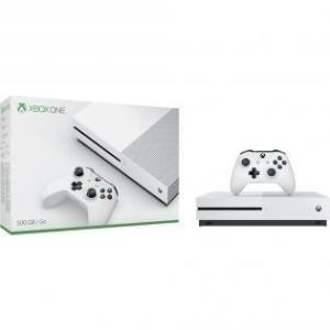 Microsoft Xbox One S - Spielkonsole - 4K - HDR ...