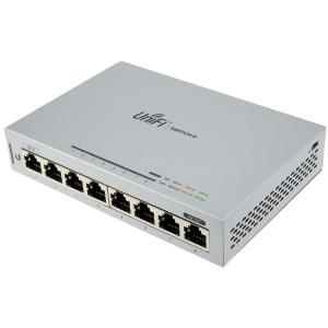 Clever 8-port 100 Mbps Eine 100 0 Mbps Uplink Port Ethernet Switch 9 Port Rj45 10/100 Mbps Adaptive Ethernet Switch Networking
