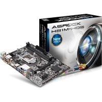 ASRock H81M-HDS - Motherboard - Mikro-ATX - LGA...