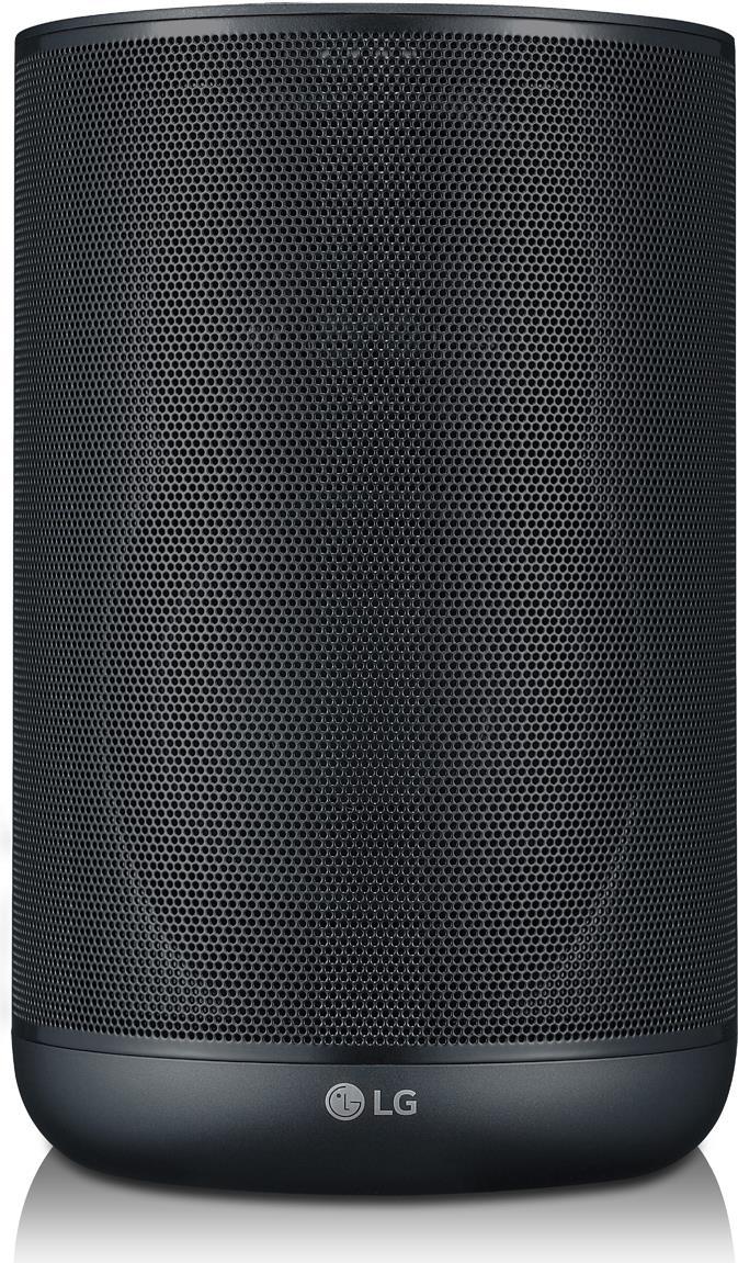 Lautsprecher - LG ThinQ WK7 Smart Lautsprecher Wi Fi, Bluetooth 30 Watt Titan Black (WK7.DDEULLK)  - Onlineshop JACOB Elektronik
