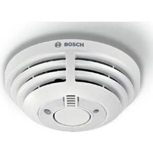 Sicherheit - Bosch Smart Home 10 Jahres Rauchmelder Alarmiert zuverlässig bei der Entstehung von Rauch mit bis zu max. 40 Verknüpfungen, 85 dB (A) bei 3m Abstand fest verbaute 3 V Lithium Batterien, 10 Jahre Batterielebensdauer Funkfrequenz 868,3 MHz  - Onlineshop JACOB Elektronik