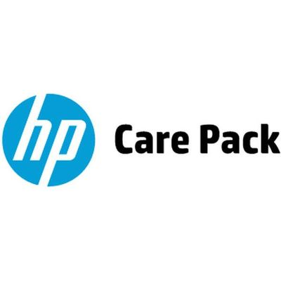 Hewlett-Packard Electronic HP Care Pack Pick-Up and Return Service (UK727E) (Bild #2)
