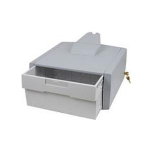 Ergotron StyleView Primary Storage Drawer, Single Tall - Montagekomponente (Schubfach) verriegelbar Grau, weiß (97-989) jetztbilligerkaufen