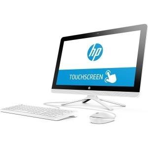 "HP Inc HP 22-b062ng - All-in-One (Komplettlösung) - 1 x A6 7310 / 2 GHz - RAM 4 GB - HDD 1 TB - DVD-Writer - Radeon R4 - GigE - WLAN: 802.11b/g/n, Bluetooth 4.0 - Win 10 Home 64-Bit - Monitor: LED 54.6 cm (21.5"") 1920 x 1080 (Full HD) Touchscreen - Tastatur: Deutsch 1ED82EA#ABD"