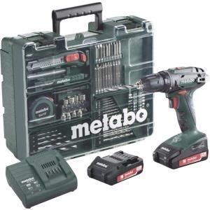 METABO Set: Akkubohrschrauber »BS 18« inkl. ´´Mobile Werkstatt´´ jetztbilligerkaufen
