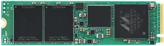 Plextor M9PeGN PX-256M9PeGN - SSD - 256 GB - intern - M.2 2280 - PCI Express 3.0 x4 (NVMe) - Puffer: 512 MB