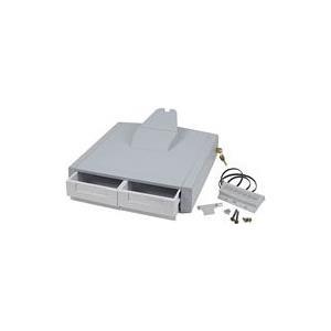 Ergotron StyleView SV43 Series Primary Double - Montagekomponente (2 drawers module) verriegelbar medizinisch Grau, weiß am Wagen montierbar NiMH (97-980) jetztbilligerkaufen