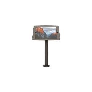 Compulocks Maclocks Rise Space Kiosk - Aufstellung für Tablett - Schwarz - auf dem Tisch - für Apple iPad (3. Generation), iPad 2, iPad Air, iPad Air 2, iPad with Retina display (TCDP01224SENB)